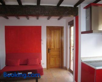 Apartamentos La Anjana - Puente viesgo - Living room