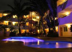 Hotel Palapa Palace - Tuxtla Gutiérrez - Piscina