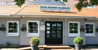 Hotel Gasthof Handewitt - Flensburgo - Edificio