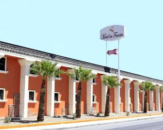 Motel Las Fuentes - Mexicali - Edificio