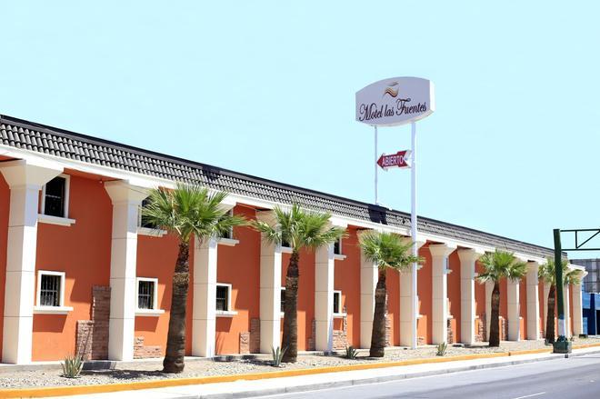 Motel Las Fuentes - Mexicali - Rakennus