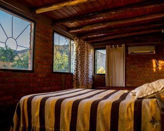 Cabañas De Montana Rio Amarillo - Chilecito (La Rioja) - Bedroom