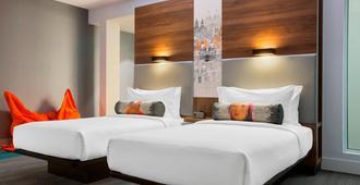 Aloft Liverpool - Liverpool - Bedroom