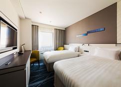 Jr-East Hotel Mets Musashisakai - Musashino - Bedroom