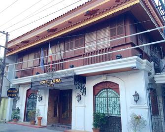Hotel Luna Annex - Vigan City - Building