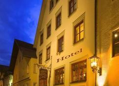 Altstadt-Hotel Zum Hechten - Füssen - Edificio