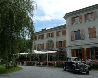Hotel Du Parc - Manoir Du Baron Blanc - Faverges-Seythenex - Gebäude
