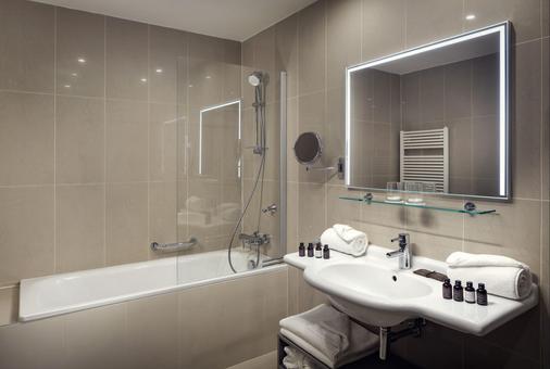 Michelangelo Grand Hotel - Πράγα - Μπάνιο