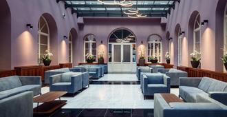 Michelangelo Grand Hotel - Prague - Lounge