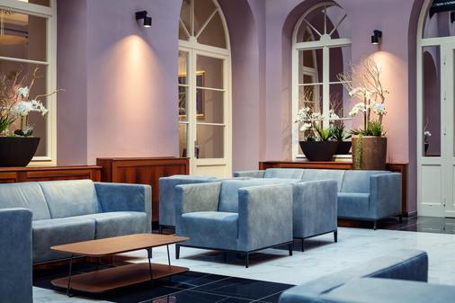 Michelangelo Grand Hotel - Πράγα - Σαλόνι ξενοδοχείου