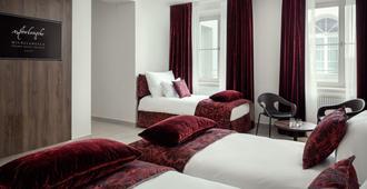 Michelangelo Grand Hotel - Praha - Makuuhuone