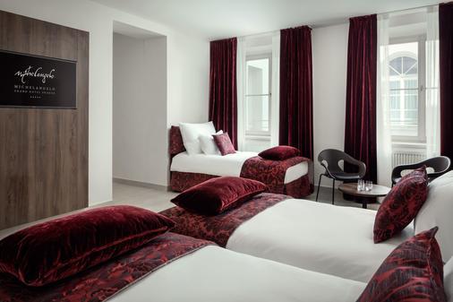 Michelangelo Grand Hotel - Πράγα - Κρεβατοκάμαρα