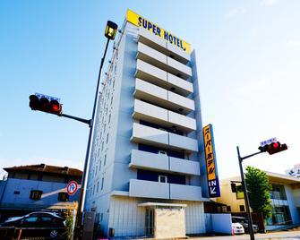 Super Hotel Ogaki Ekimae - Ogaki - Bâtiment