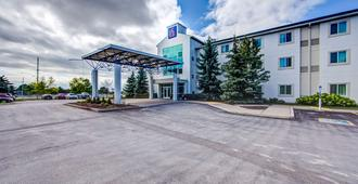 Motel 6 Toronto West - Burlington - Oakville - Burlington - Building