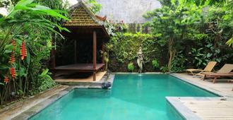 Pering Bungalow - Ubud - Pool