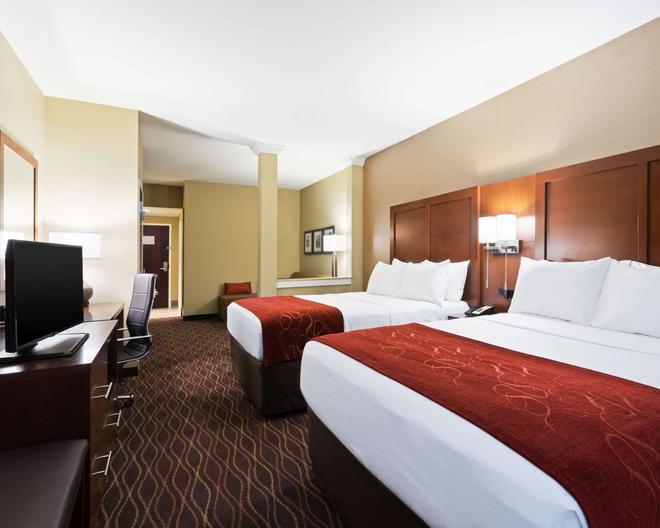 Comfort Suites - DuBois - Bedroom