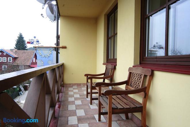 Guest House Vasara - Nida - Balcony