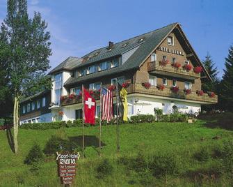 Hotel Diana Feldberg - Feldberg (Baden-Wurttemberg) - Building