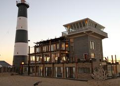 Pelican Point Lodge - Walvis Bay - Budynek