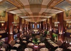 Hilton Cincinnati Netherland Plaza - Cincinnati - Restaurante