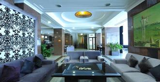 Crystal Palace Hotel - בוקרשט - לובי