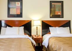 Quality Inn - Meridian - Makuuhuone