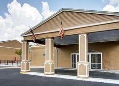 Econo Lodge Pine Bluff - Pine Bluff - Edifício