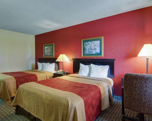 Econo Lodge Pine Bluff - Pine Bluff - Schlafzimmer
