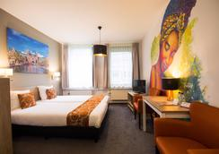 Amsterdam Teleport Hotel - Amsterdam - Phòng ngủ