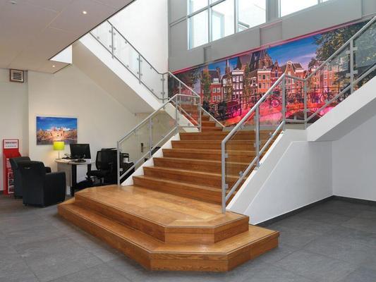 Amsterdam Teleport Hotel - Amsterdam - Stairs