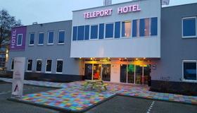 Amsterdam Teleport Hotel - Amsterdam - Bâtiment