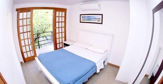 Pura Vida Hostel - ריו דה ז'ניירו - חדר שינה