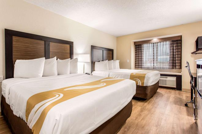 Quality Inn and Suites - Myrtle Beach - Makuuhuone