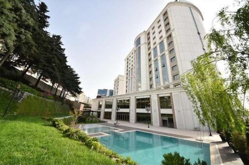Istanbul Gonen Hotel - Istanbul - Building