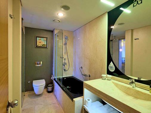 Istanbul Gonen Hotel - Istanbul - Phòng tắm