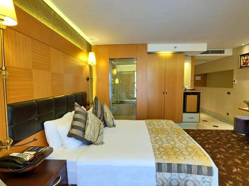 Istanbul Gonen Hotel - Istanbul - Phòng ngủ
