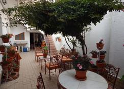 Casa De Huespedes Isabella - Sucre - Patio