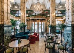 The Scotsman Hotel - Edinburgh - Restaurace