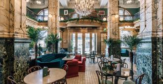 The Scotsman Hotel - אדינבורו - מסעדה