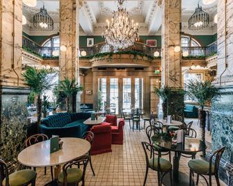 蘇格蘭人酒店 - 愛丁堡 - 餐廳