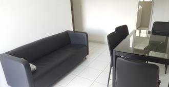 2 bedroom apartment north zone - Sao Paulo - Living room