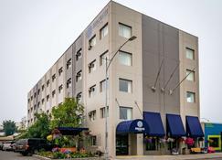 Bridgewater Hotel, Trademark Collection by Wyndham - Fairbanks - Gebäude