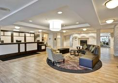 Homewood Suites Dulles-Int'l Airport - Herndon - Σαλόνι ξενοδοχείου