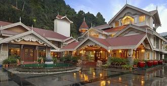 Mayfair Spa Resort & Casino - גנגטוק - בניין