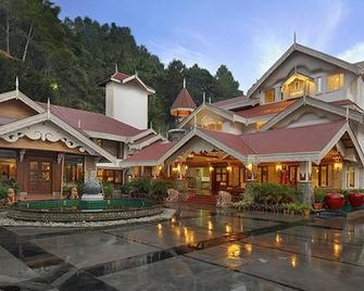 Mayfair Spa Resort & Casino - Gangtok - Rakennus