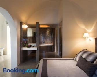 Avaton Resort and Spa - Imerovigli - Chambre