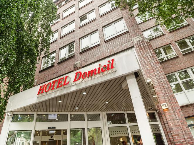 Hotel Domicil Hamburg By Golden Tulip - Hampuri - Rakennus