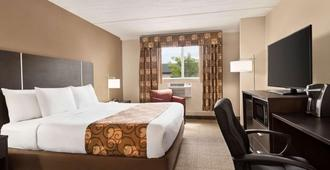 Days Inn by Wyndham Airport/Maine Mall - South Portland - Schlafzimmer