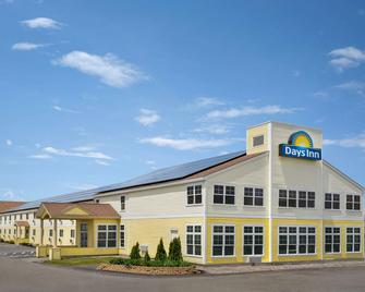 Days Inn by Wyndham Airport/Maine Mall - South Portland - Gebäude
