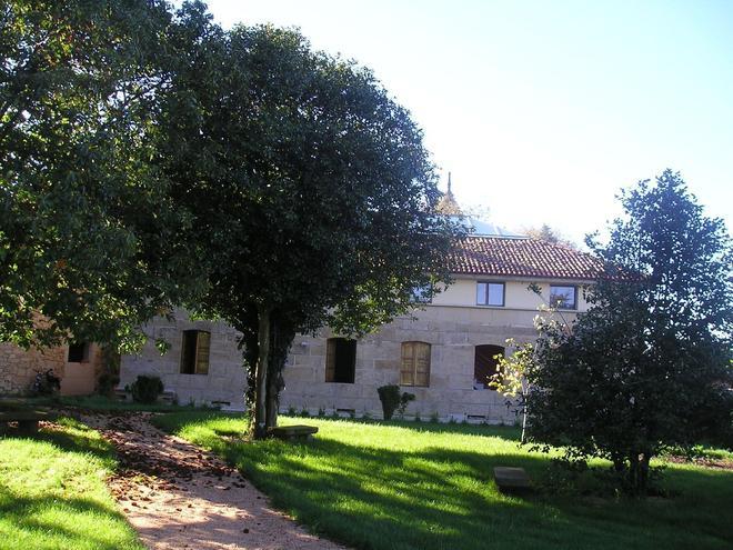 Casa Grande da Capellania - Padrón - Edificio